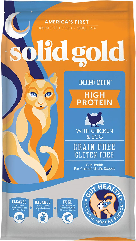 Solid gold cat food