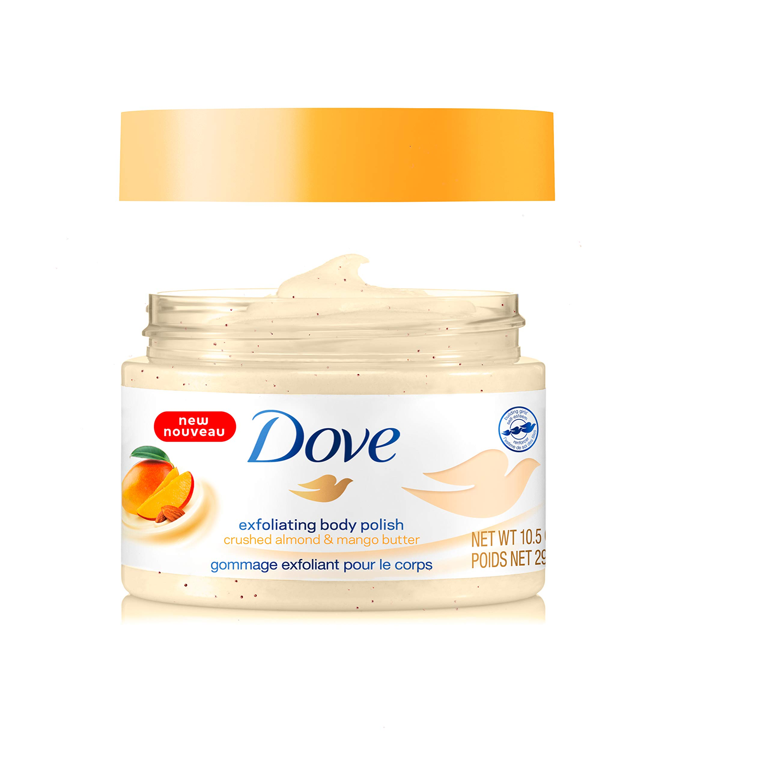 Dove Exfoliating Body Polish Body Scrub Buy Online In Pakistan At Desertcart