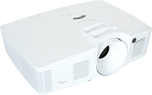 Optoma HD26 1080p 3D DLP review