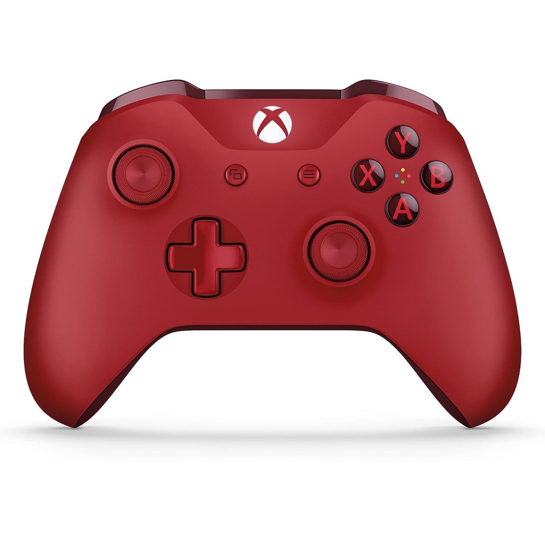 Control De Xbox One edicion Roja. Oficial Microsoft