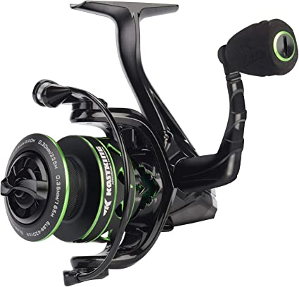 KastKing Valiant Eagle Spinning Reel For Crappie