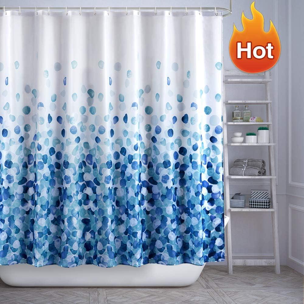 ARICHOMY Shower Curtain Set Bathroom