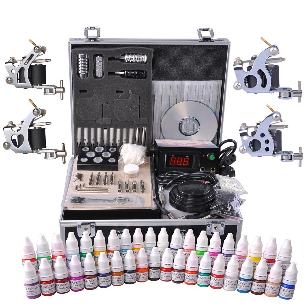 AW Professional Complete Tattoo Kit