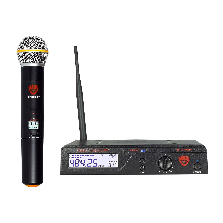 Nady U-1100 HT 100-Channel UHF Wireless Handheld Microphone System