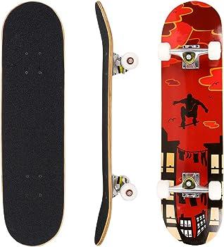 best skateboard for cruising and tricks