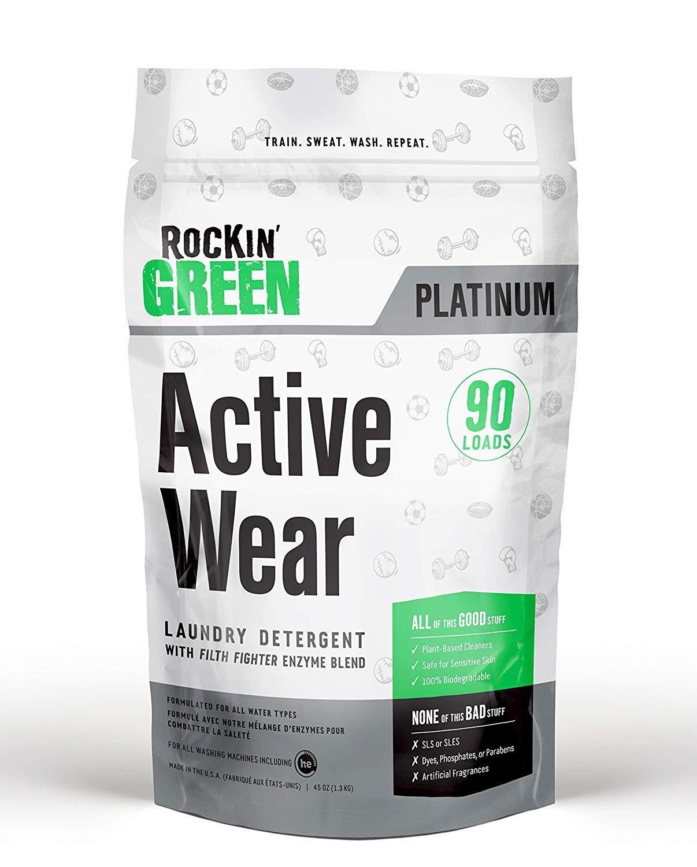 Rockin' Green Platinum Eco-Friendly