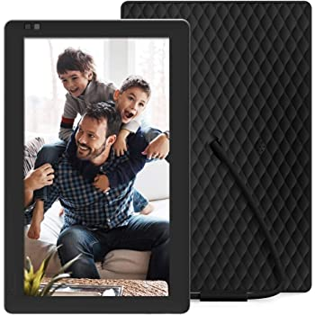 Nixplay Seed -Best 10 Inch WiFi Digital Picture Frame 2021