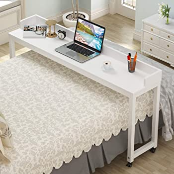 Tribesigns Overbed Home Office Desk