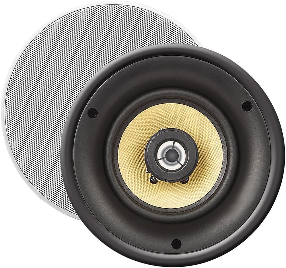 """OSD Audio 6.5"""" Trimless Ceiling Speaker Pair"""