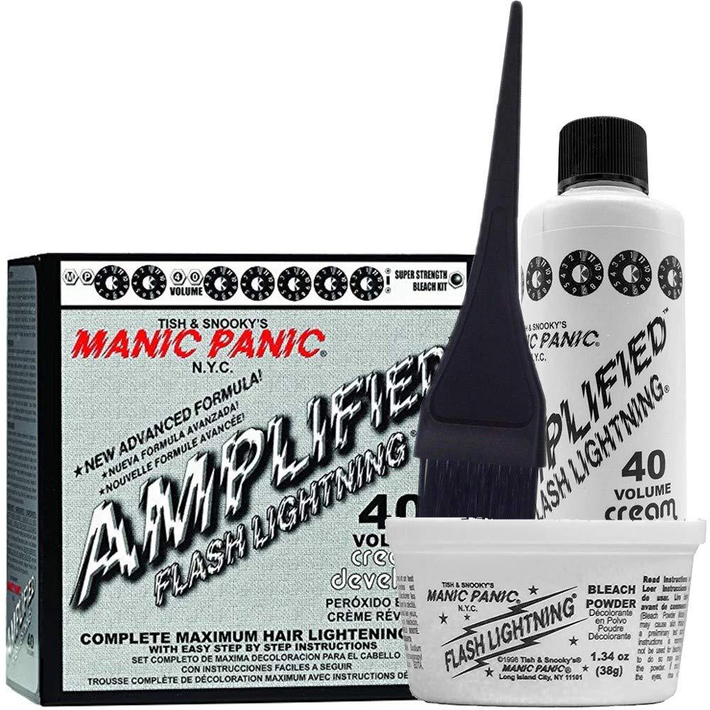 Flash Lightning Hair Bleach Kit