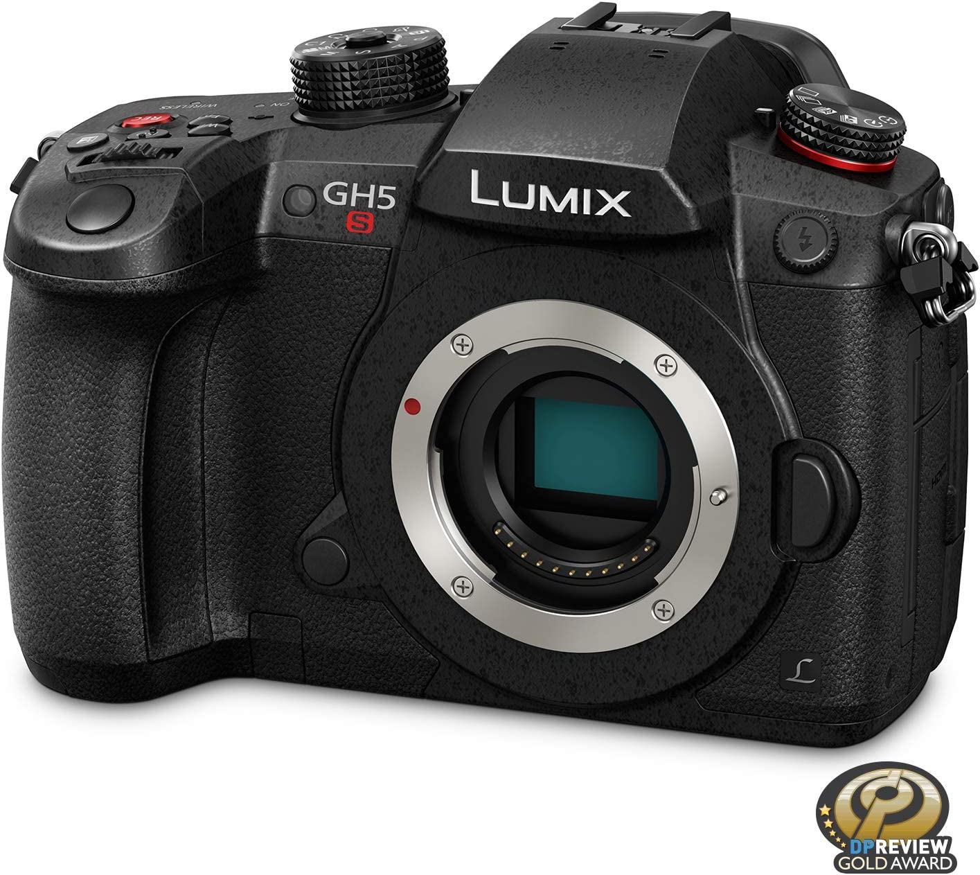 Panasonic Lumix GH5s: - Best Cheapest Camera for Movie Making