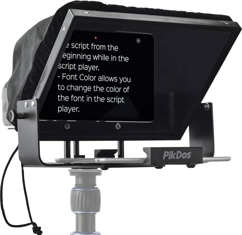 Portable Adjustable Ipad Teleprompter Ki…