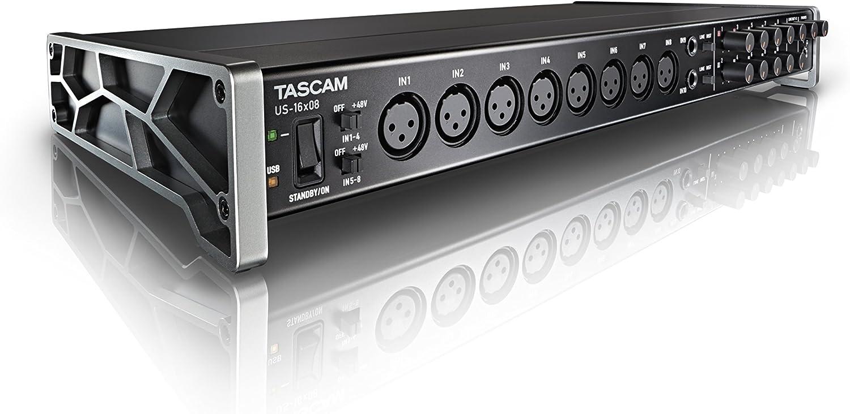 Tascam Us-16X08 Rackmount Usb Audio/Midi Interface