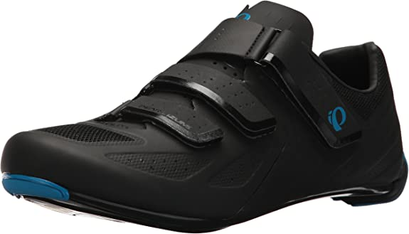 Pearl iZUMi Men's Select Road v5 Studio Cycling Shoe, Black, 45.0 M EU (10.8 US)
