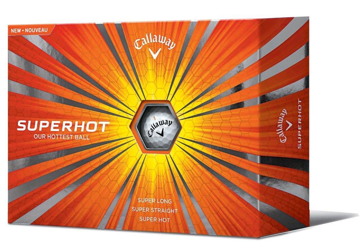 11+ Callaway superhot golf balls 24 pack info
