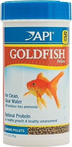 API-Goldfish-Food-Pellet