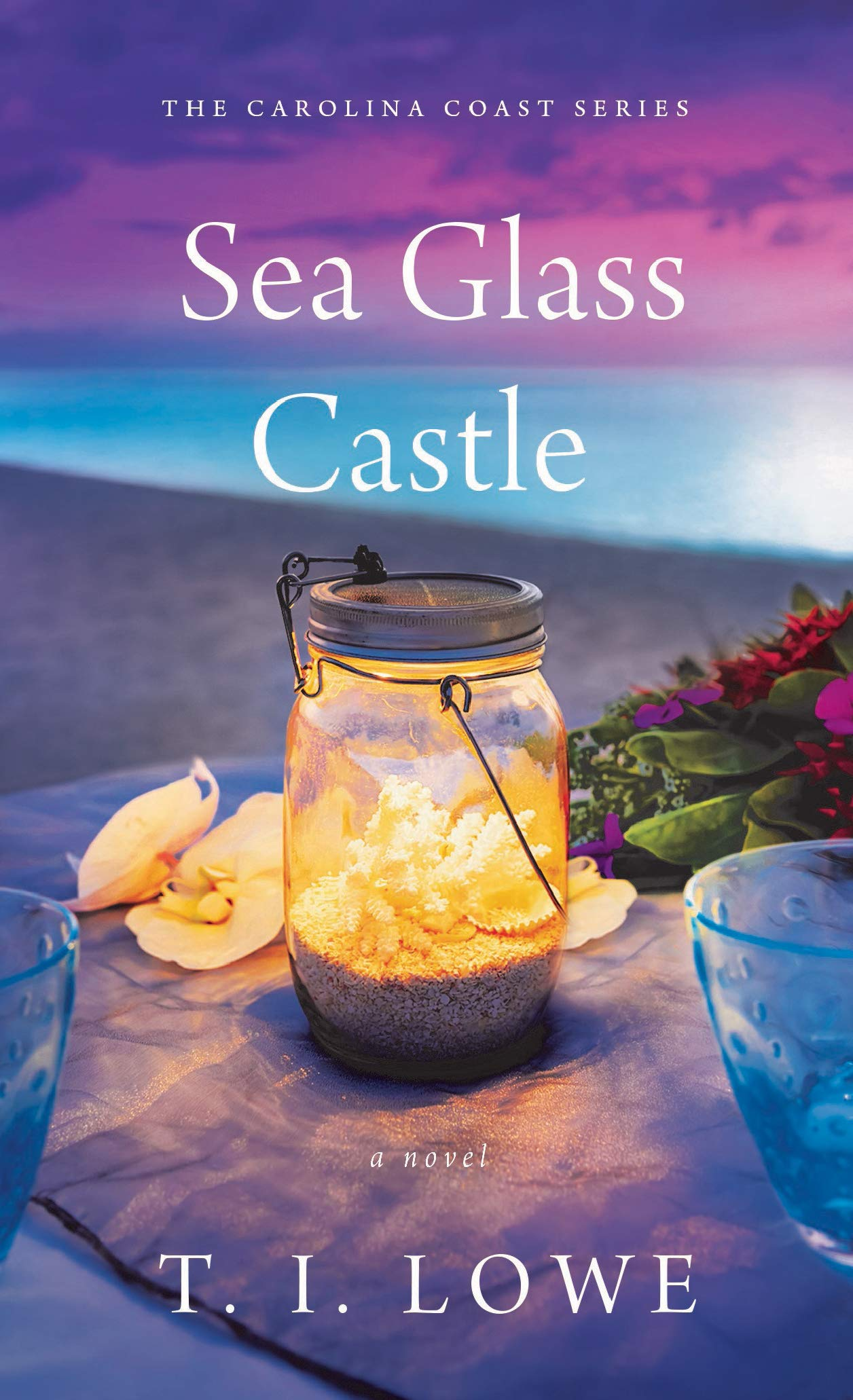 Sea Glass Castle by T.I. Lowe {Book Review}