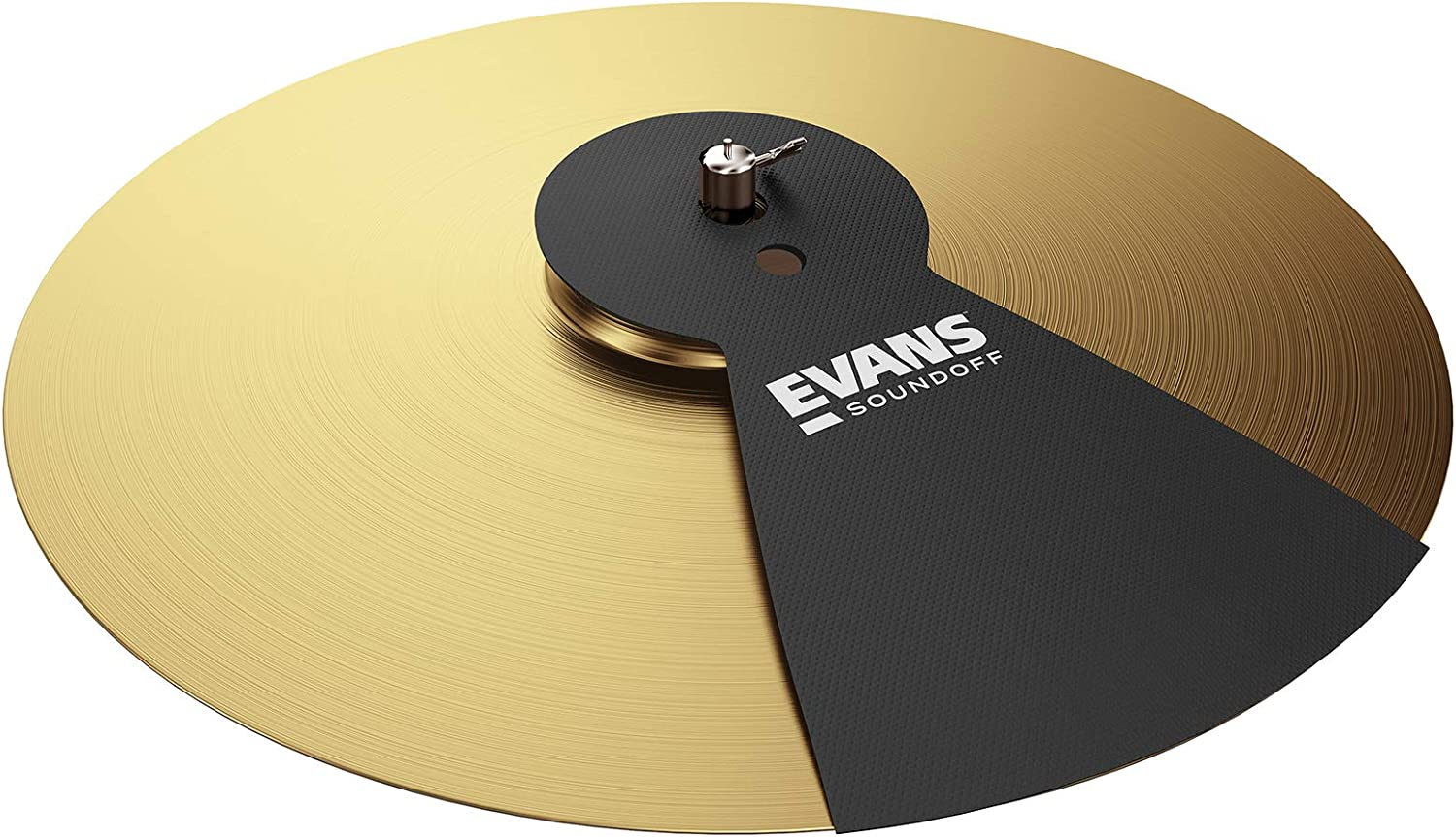 SoundOff by Evans Cymbal Mute