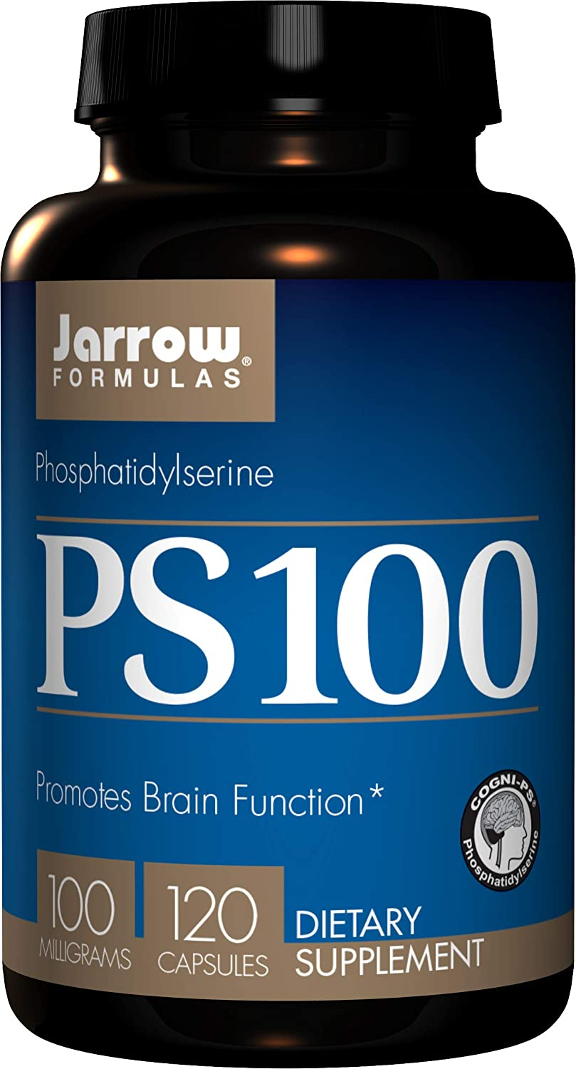 Jarrow Formulas Ps 100, Promotes Brain F…