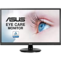 Deals on ASUS VA249HE 24-inch Full HD LED Backlit LCD Monitor