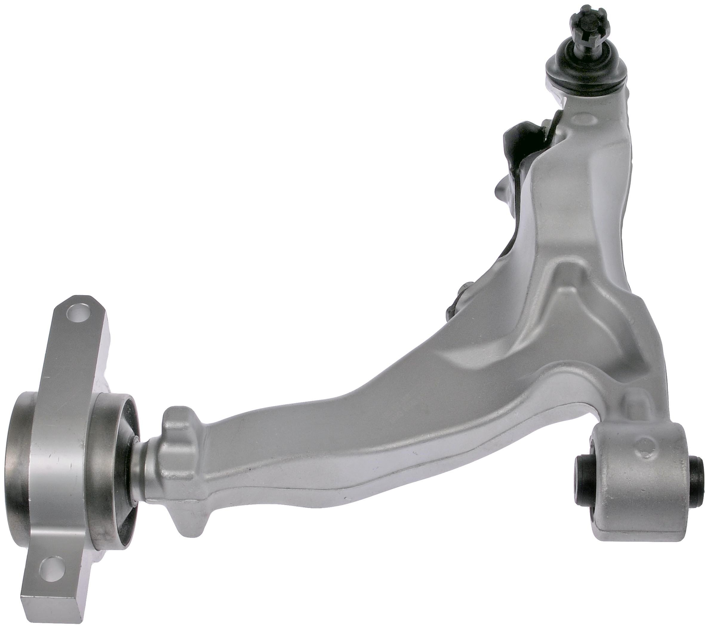 Dorman 522-551 Front Left Lower Suspension Control Arm and Ball Joint Assembly for Select Infiniti Models