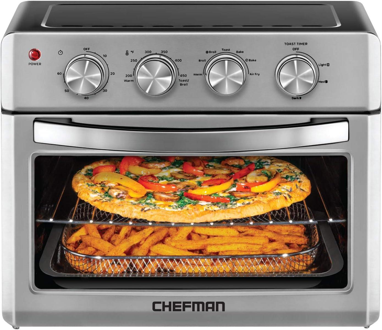 Chefman Air Fryer Toaster Oven