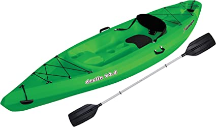 SUN Dolphin Destin 10.4 Fishing Kayak