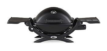 Weber Q1200 liquid propane gas grill