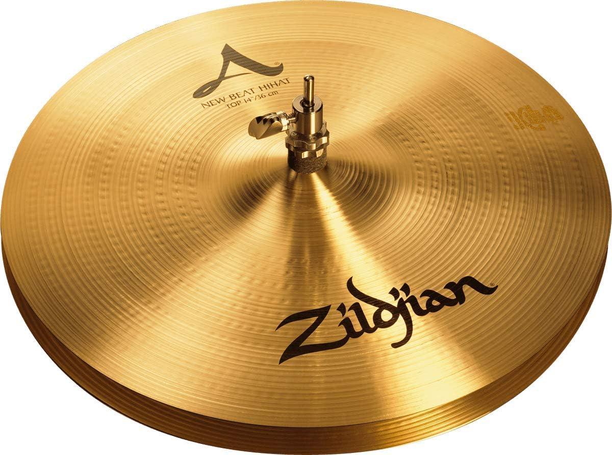 "Zildjian A Series 14"" New Beat Hi Hat Cymbals Pair"