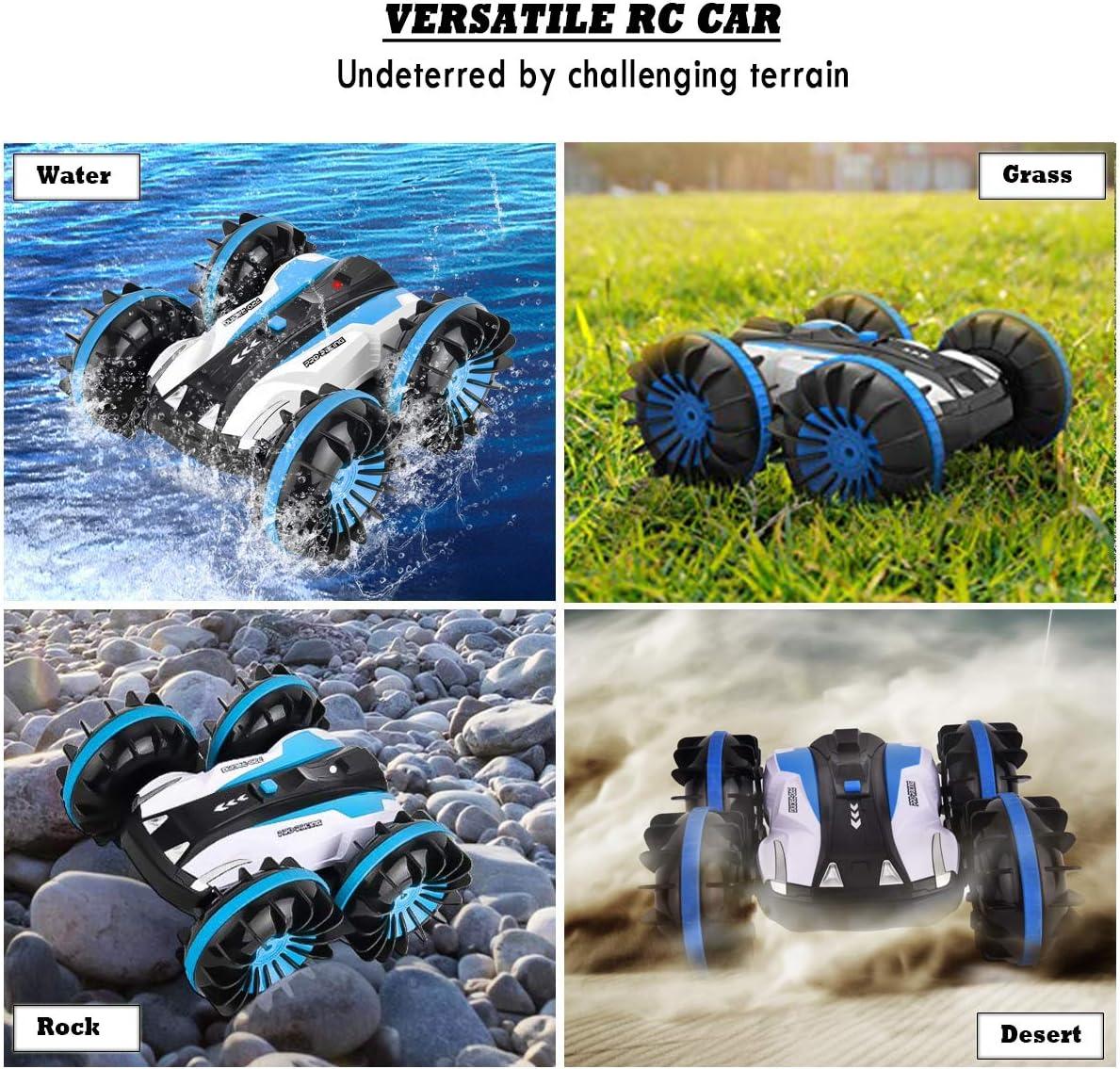 Tuptoel Waterproof RC Hobby Stunt Car