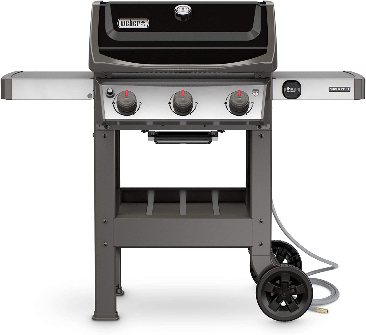Weber Spirit II E-310 3-Burner Natural Gas Grill Review