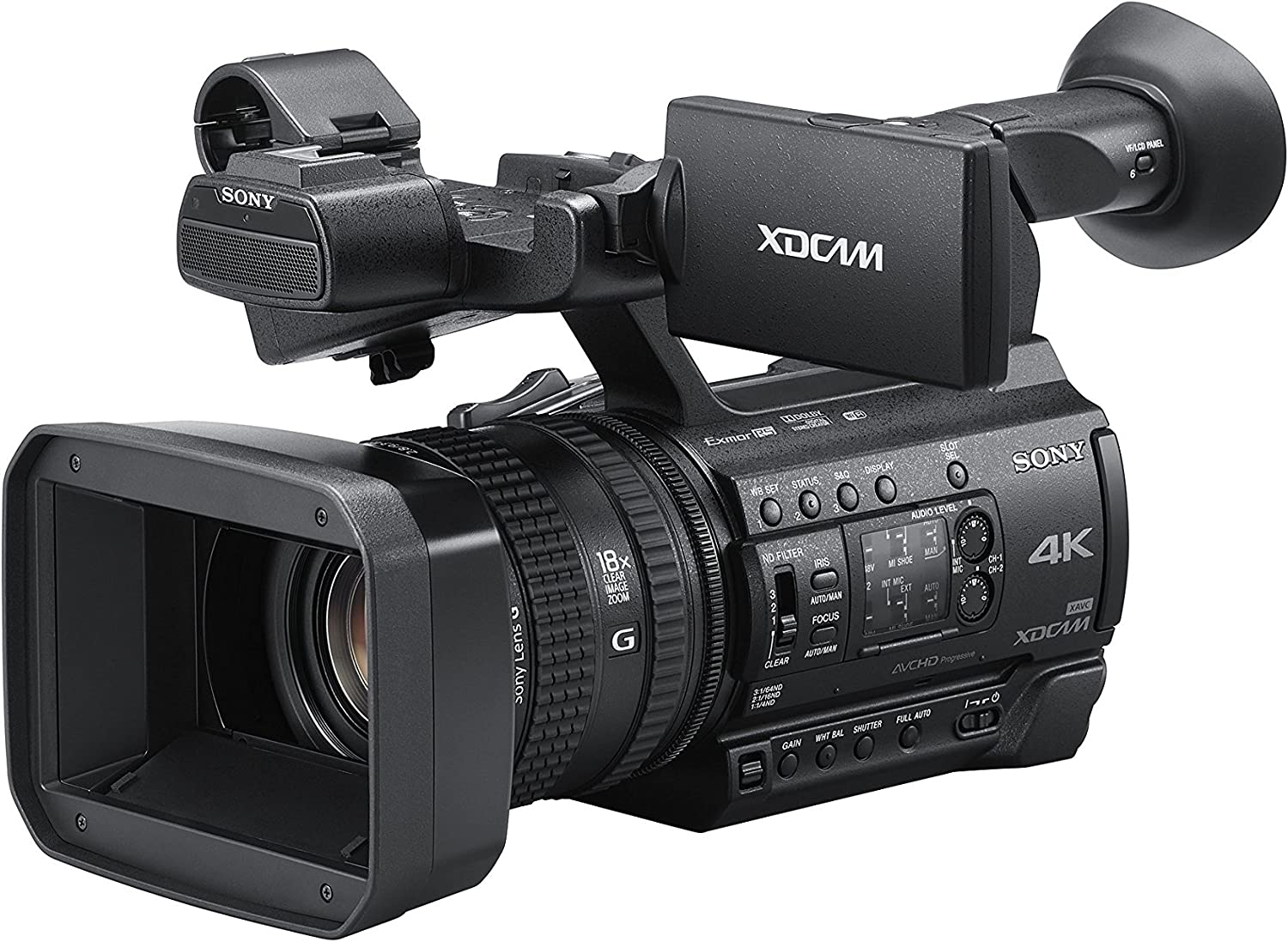 Sony PXW-Z150: good video camera for movie making