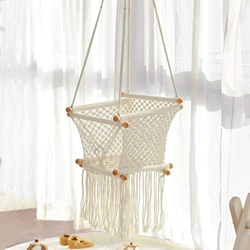 FUNNY SUPPLY Hanging Swing Seat Hammock Chair