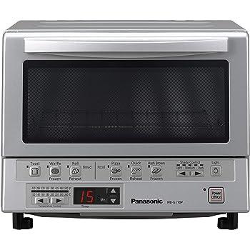 Panasonic FlashXpress Compact Toaster Oven 2021