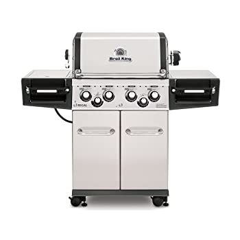 Broil King Regal S490 Pro 4 Burner Propane Gas Grill