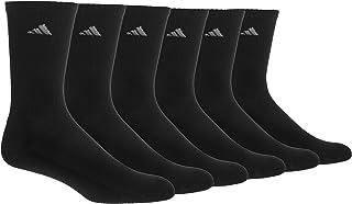 Men's Athletic Cushioned Crew Socks (6-Pack)