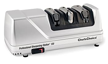 Chef's Choice 130 3-stage diamond electric knife sharpener