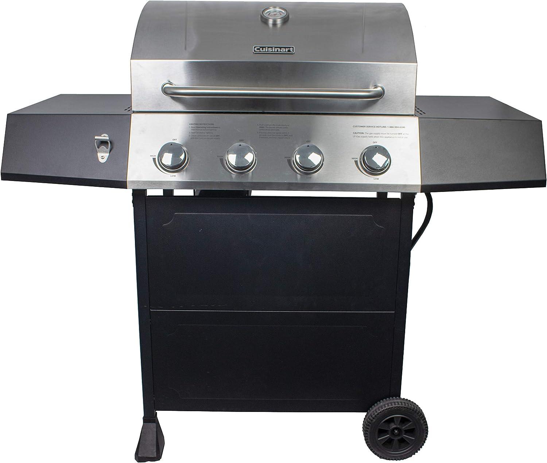 cuisinart-cgg-7400-propane-full-size-four-burner-gas-grill