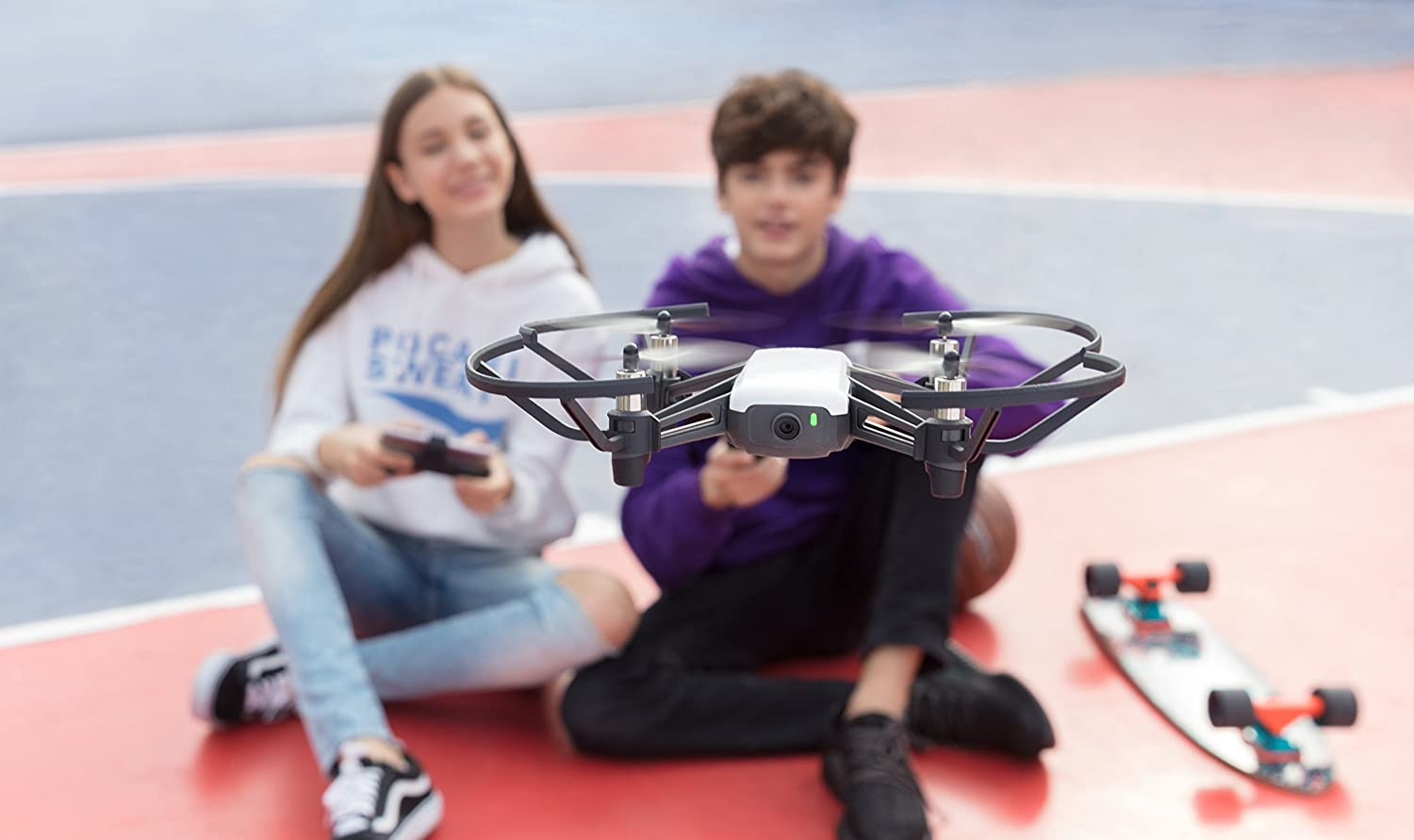 Ryze Tello by Dji is the best quadcopter for beginners with camera
