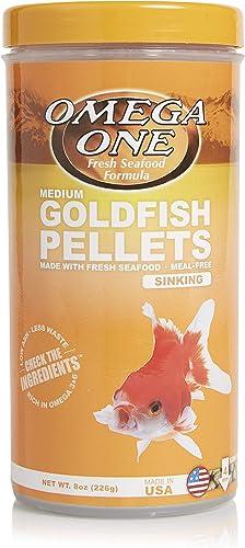 Omega-One-Goldfish-Pellets