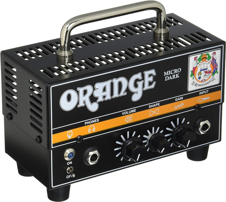 Orange Amps, 1 Electric Guitar Power Amplifier, Black (Micro Dark)