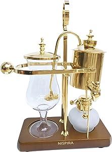Belgian-Luxury-Royal-Family-Balance-Syphon-Siphon-Coffee-Maker