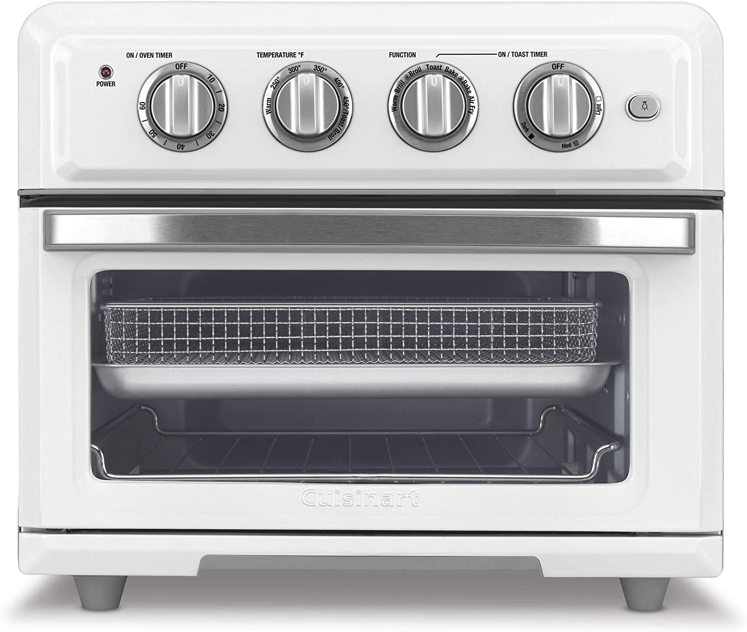 Cuisinart TOA-60W Airfryer, Convection Toaster Oven