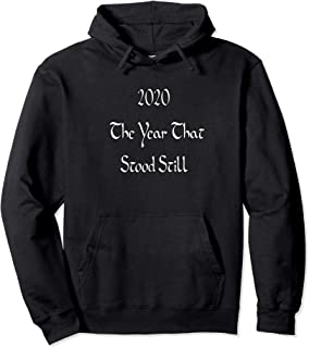 The Year the Earth Stood Still Pullover Hoodie