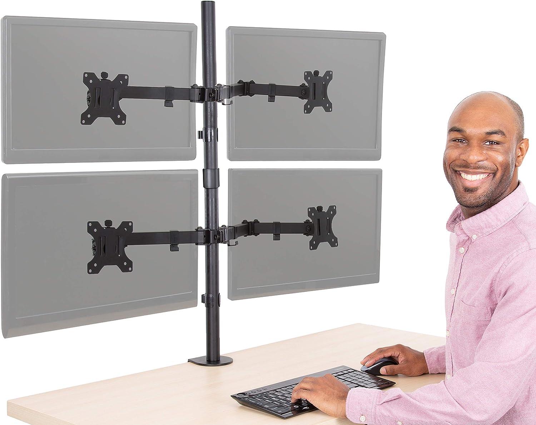 Good Quad Monitor Stand