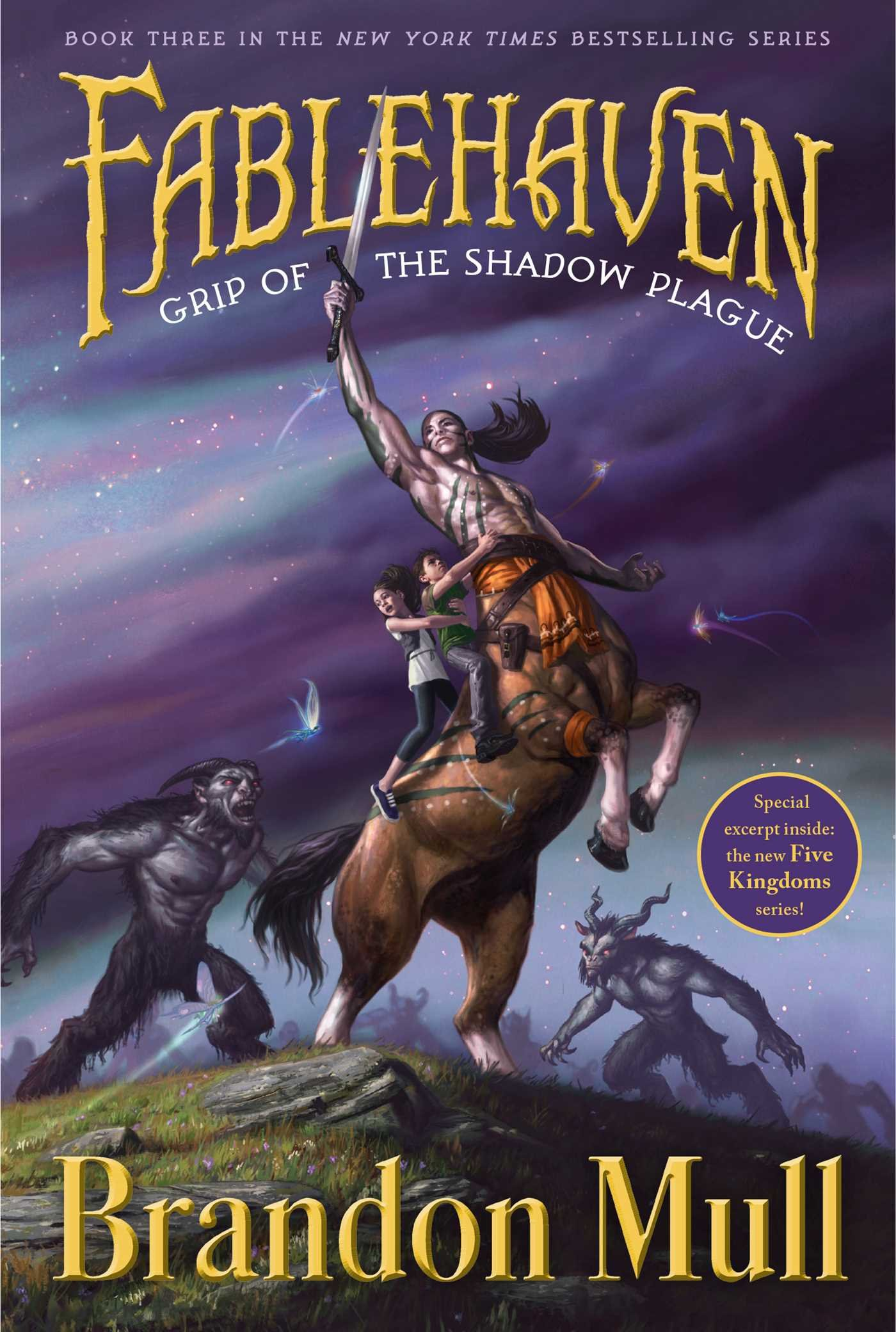 fablehaven series in order