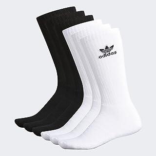 mens Trefoil Crew Socks (6-pair)