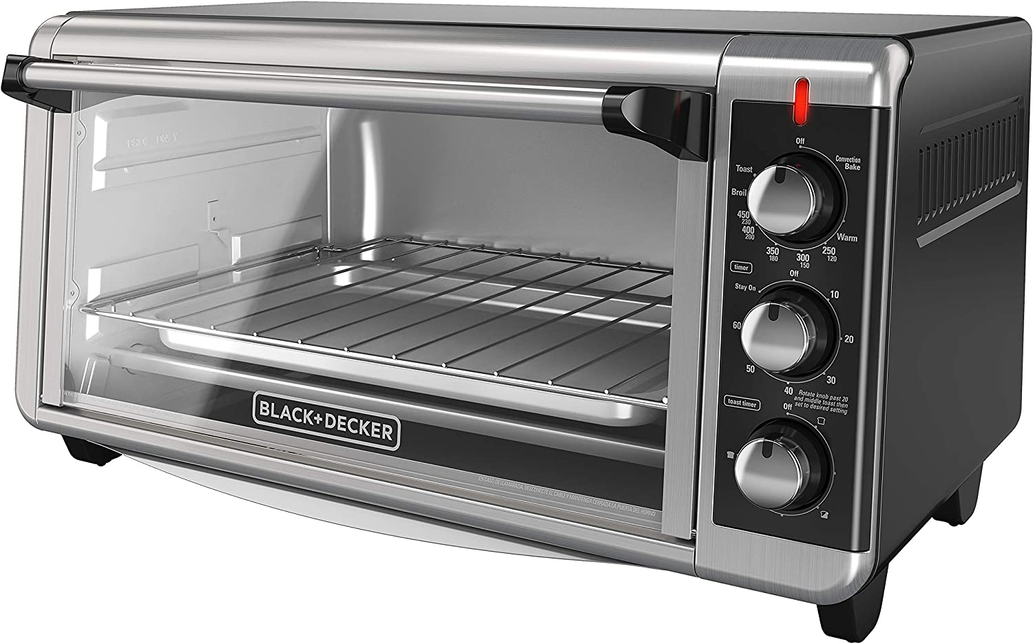 An affordable Countertop toaster Oven