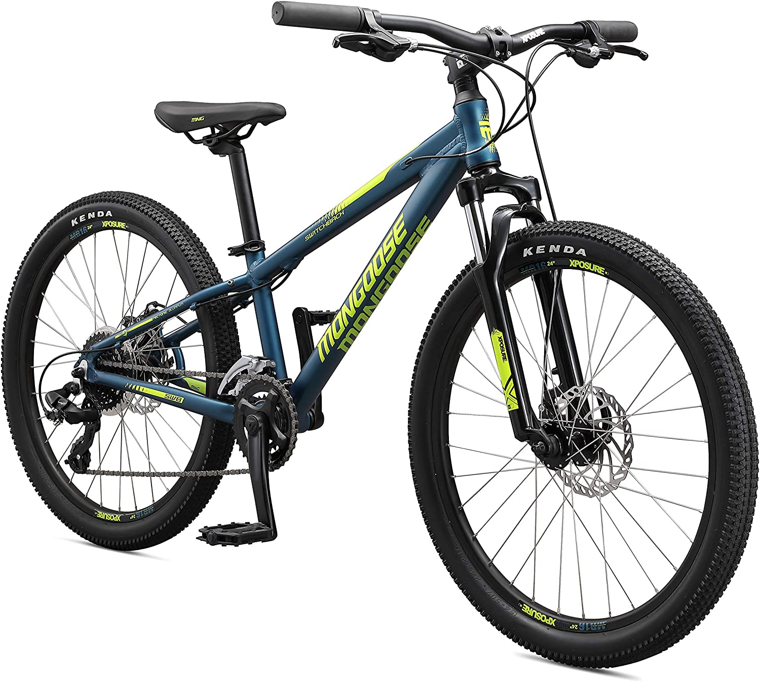 Mongoose Bikes review