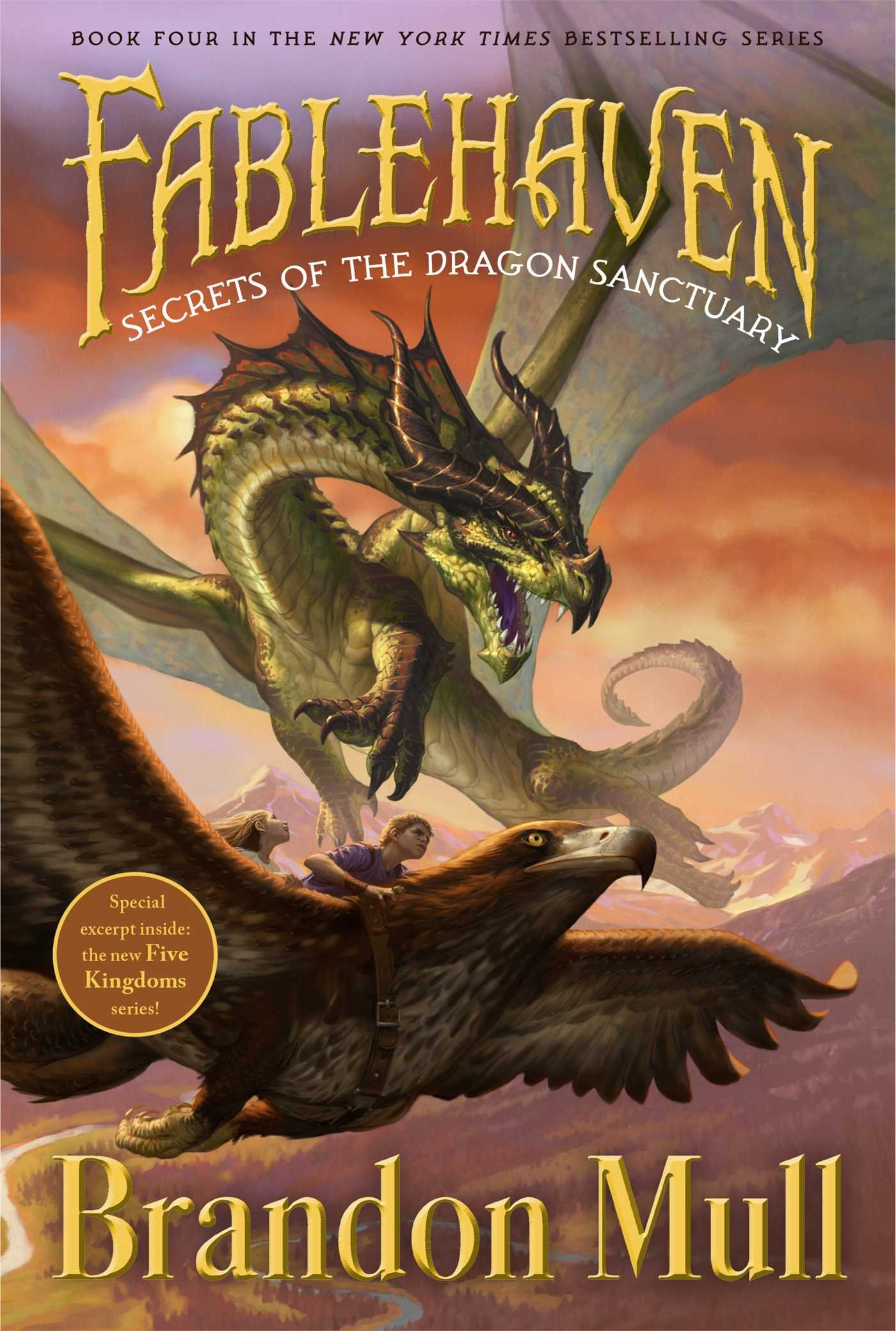 fablehaven series order